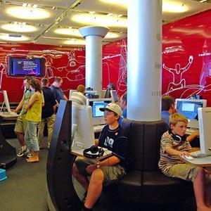 Интернет-кафе Курчатова