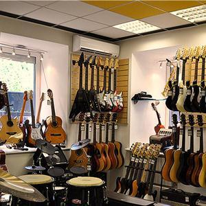 Музыкальные магазины Курчатова