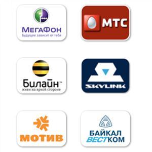 Операторы сотовой связи Курчатова
