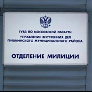 Отделения полиции Курчатова