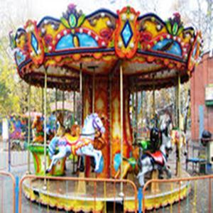 Парки культуры и отдыха Курчатова