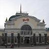 Железнодорожные вокзалы в Курчатове