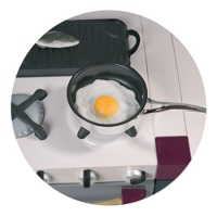 Кафе Молодежное - иконка «кухня» в Курчатове